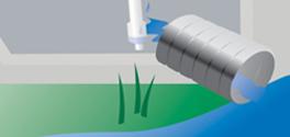 Ultra-HydroKleenSampling Option