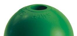 Haws SP11FC Plastic Eyewash Sprayhead Green