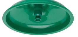 Haws SP829 Plastic Drench Showerhead Green for Axion MSR