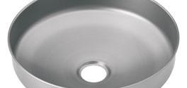 Haws SP90 Stainless Steel Eyewash Receptor
